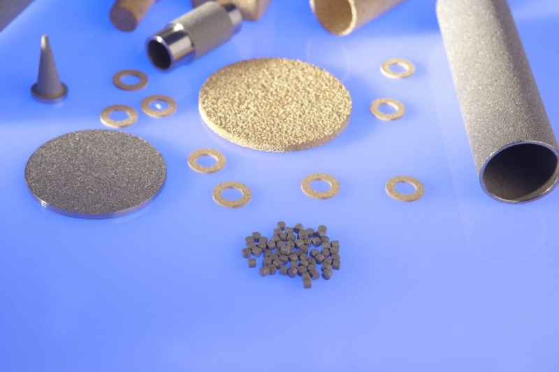 Porous Sintered Metal Products