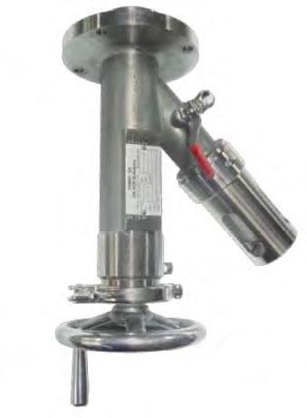 125TC - Tri Clamp Easyclean DN50 Sampling Valve | Jaygo