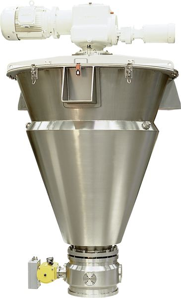 Conical Screw Blender and mixers