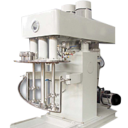 Multi-Shaft Mixers
