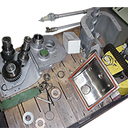 Process Equipment Parts & Service