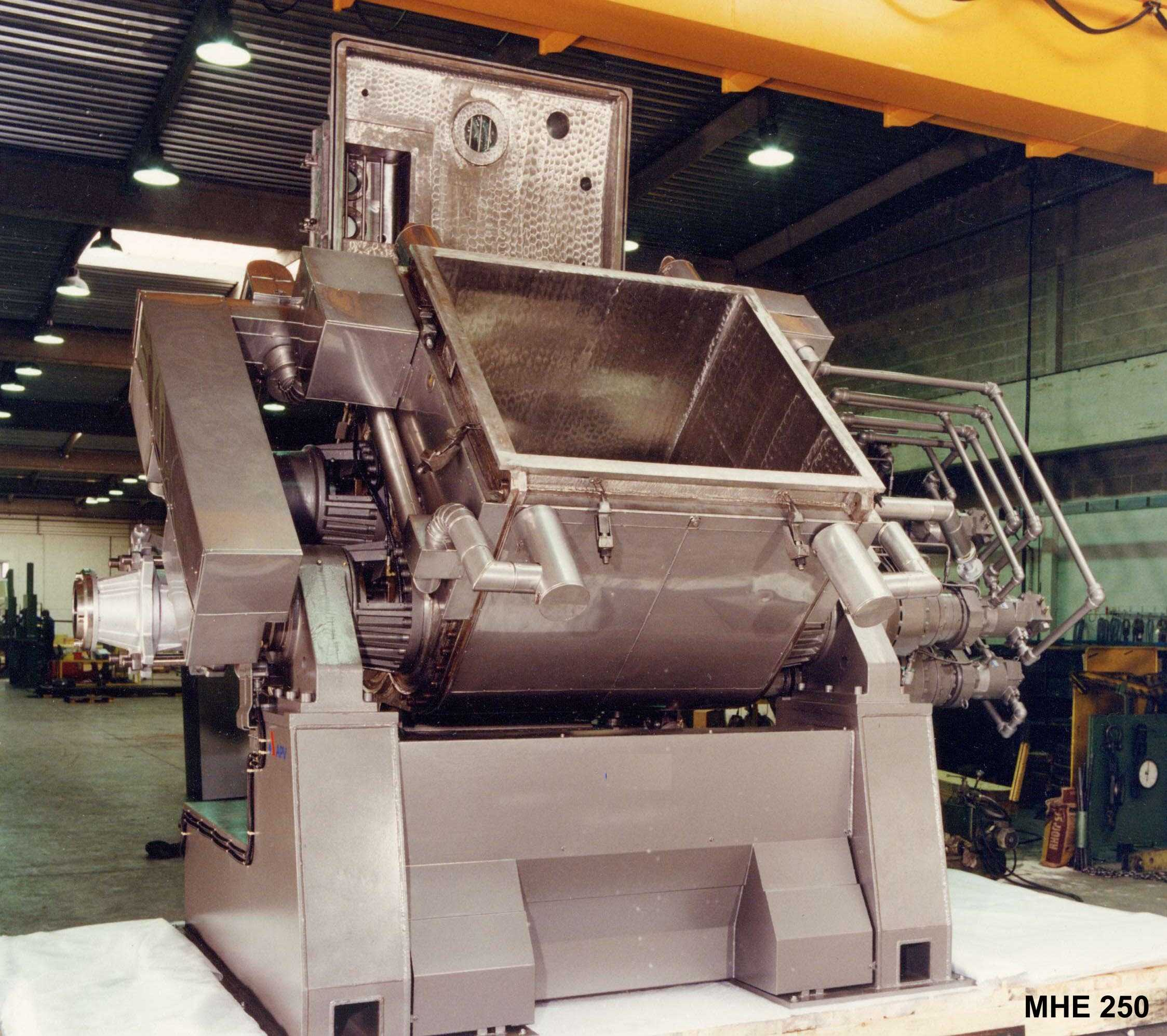 Product Categories Get A Z Blade Mixer Extruder From Jaygo Inc