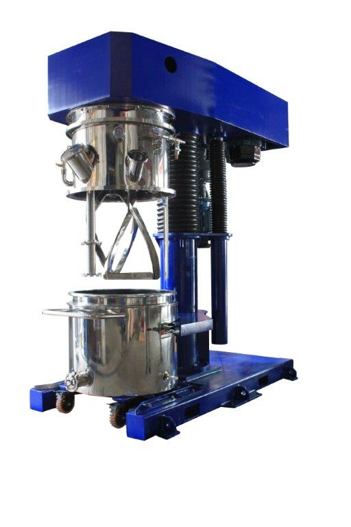 Silicone Mixing Equipment Suppliers