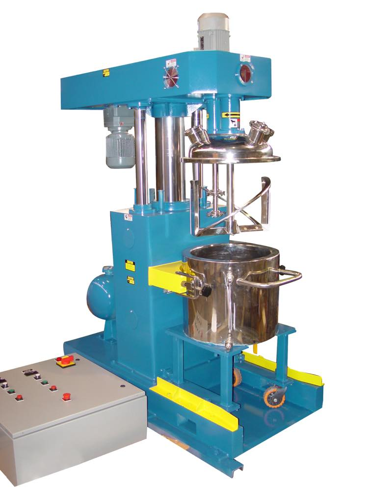 Dual Shaft Variable Speed Mixers Jaygo Incorporated