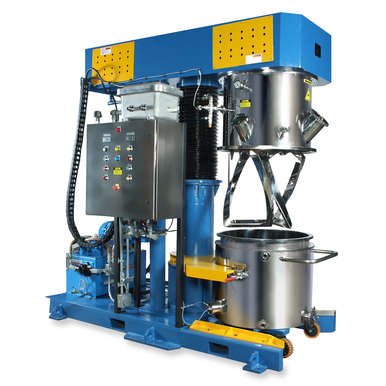 Get A Kneader Mixer From Jaygo Inc