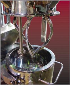 Jaygo is a multi shaft mixer manufacturer